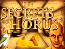 играть онлайн Secrets Of Horus